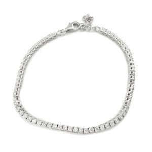 K &Co. Sterling Silver Bracelet