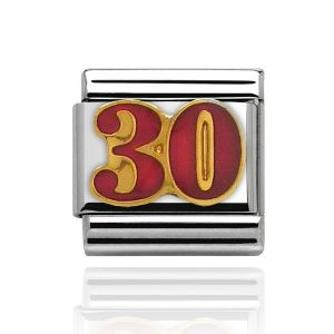 Charmlinks Gold 30 Charm