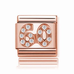 Charmlinks Rose Gold 60 Charm