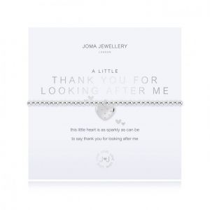 A LITTLE | THANK YOU FOR LOOKING AFTER ME | Bracelet |