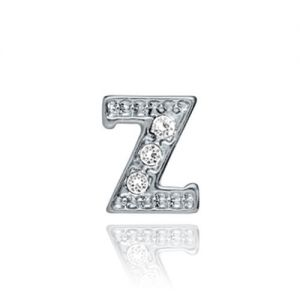 Floating Charms 'Z' Charm