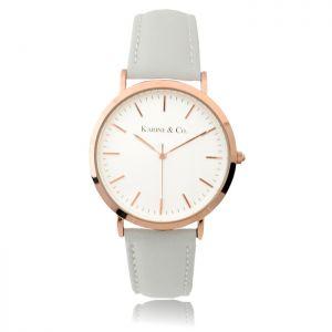 K&Co. Boheme Rose Gold Watch