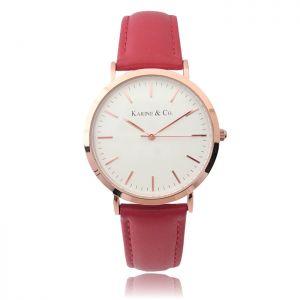 K&Co. Boheme Silver Watch