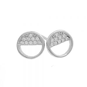 Karine and Co Sterling Silver Earrings
