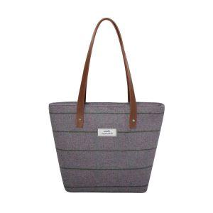 Heritage Tote Bag- Iris