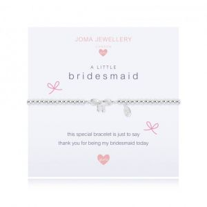Children's a little Bridesmaid Bracelet