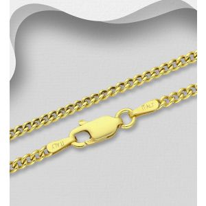 925 Sterling Silver Cable Chain