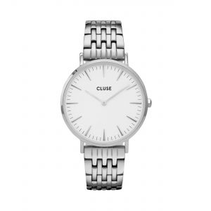 La Bohème Multi-Link Silver White/Silver Watch