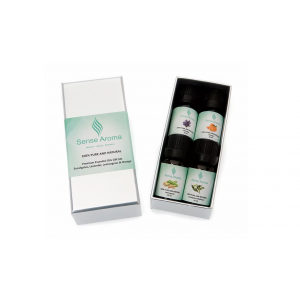 Pure Essential Oil Gift Set