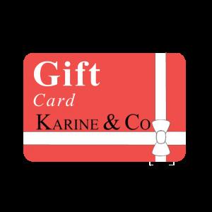 Karine & Co. Gift Card