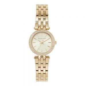 Michael Kors Ladies' Yellow Gold Watch