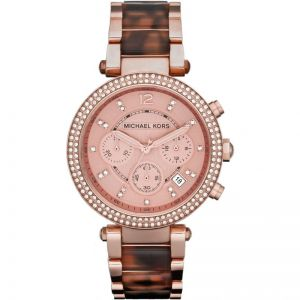 Michael Kors Ladies' Rose Gold  Watch