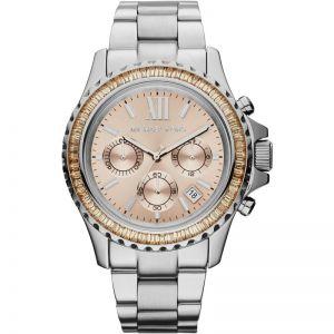 Michael Kors Ladies' Two Tone Watch