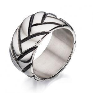 Fred Bennett Stainless steel tyre design ring
