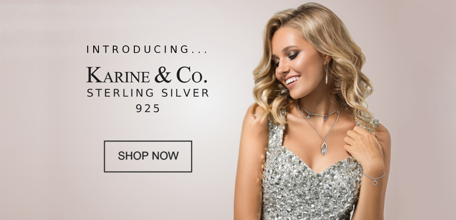 Karine & Co. Sterling Silver